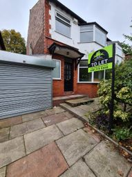 Thumbnail 3 bed semi-detached house to rent in Bishops Road, Prestwich