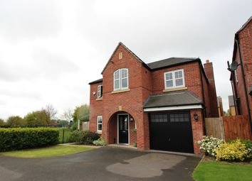 Thumbnail 4 bed detached house for sale in Massey Close, Newton-Le-Willows
