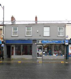 Thumbnail Retail premises for sale in Canon Street, Aberdare