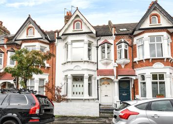 Thumbnail 4 bed terraced house for sale in Tulsemere Road, West Dulwich London