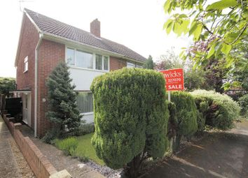 Thumbnail 3 bed semi-detached house for sale in Trent Walk, Fareham