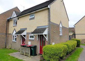 Thumbnail 1 bed maisonette for sale in Proctor Close, Crawley