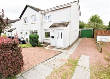 Thumbnail 2 bed semi-detached house for sale in Whiteshaw Avenue, Carluke