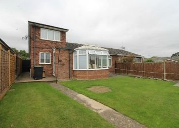 Thumbnail 3 bedroom semi-detached bungalow for sale in Orchard Road, Bramford, Ipswich