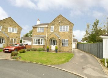 Thumbnail 4 bed detached house for sale in Elmete Croft, Scholes, Leeds, West Yorkshire