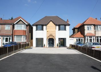 Thumbnail 5 bed detached house to rent in Monyhull Hall Road, Kings Norton, Birmingham