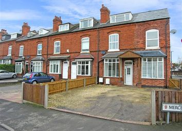 Thumbnail 4 bed terraced house for sale in Mercer Avenue, Water Orton, Birmingham