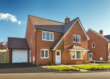 "Thumbnail 4 bedroom detached house for sale in ""Cambridge"" at West End Lane, Henfield"
