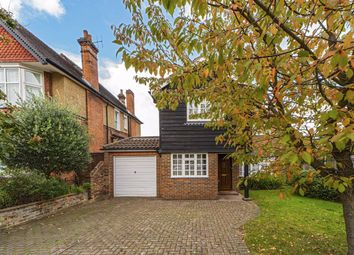 Thumbnail 4 bed detached house for sale in Effingham Road, Long Ditton, Surbiton