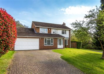 Thumbnail 4 bed detached house for sale in Pondfield Road, Kenley