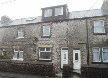 Thumbnail 3 bed terraced house for sale in Upper End Road, Buxton, Derbyshire