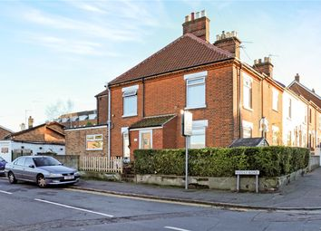 Thumbnail 2 bedroom end terrace house for sale in Violet Road, Norwich, Norfolk
