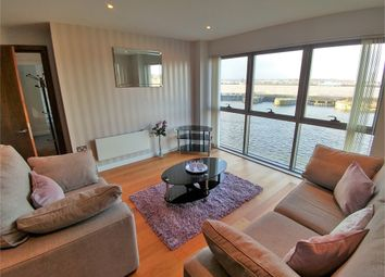 Thumbnail 2 bed flat to rent in Waterside Apartments, 10 William Jessop Way, Liverpool, Merseyside