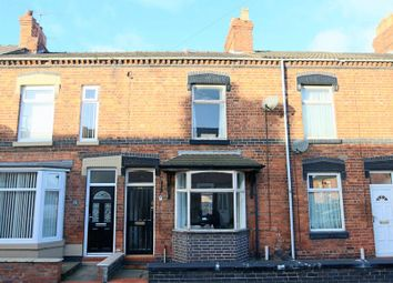 Thumbnail 3 bed terraced house for sale in Underwood Lane, Crewe