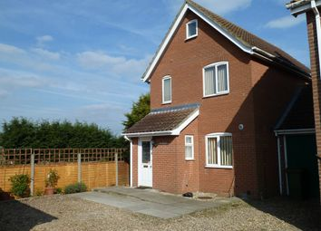 Thumbnail 3 bedroom link-detached house to rent in Rose Lane, Diss, Norfolk