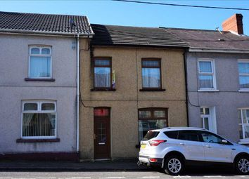 Thumbnail 3 bed terraced house for sale in Heol-Y-Neuadd, Tumble, Llanelli