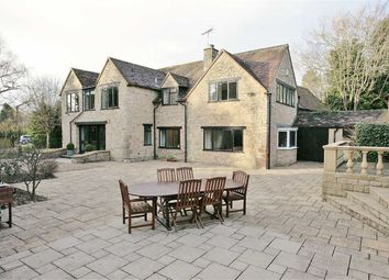 Thumbnail 4 bed detached house for sale in Leamington Road, Rugby, Warwickshire