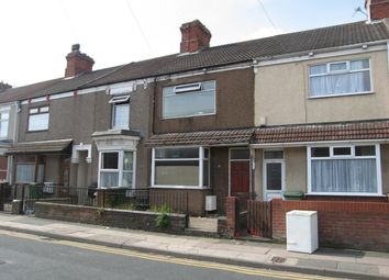 Thumbnail 3 bed terraced house to rent in Oxford Street, Grimsby