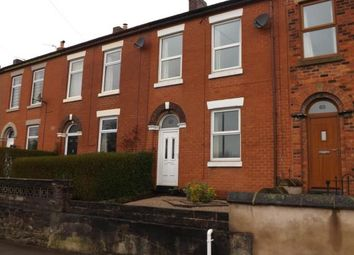 Thumbnail 3 bed terraced house for sale in Croston Road, Lostock Hall, Preston