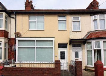 Thumbnail 3 bed terraced house for sale in Warrenhurst Road, Fleetwood