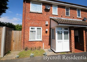 Thumbnail 1 bed flat for sale in Forth Close, Caister-On-Sea, Great Yarmouth