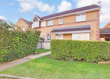 Thumbnail 2 bed semi-detached house for sale in Stepney Close, Maidenbower, Crawley