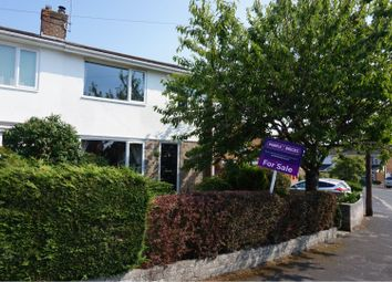 Thumbnail 3 bed semi-detached house for sale in Melwood Close, Chester