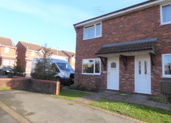 Thumbnail 2 bed end terrace house to rent in Primrose Close, Wyke, Gillingham