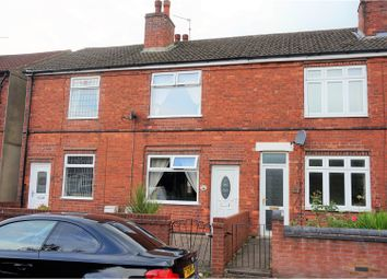 Thumbnail 2 bed terraced house for sale in Carnarvon Grove, Sutton-In-Ashfield