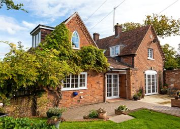 Thumbnail 3 bed semi-detached house for sale in The Street, Aldermaston, Reading, Berkshire