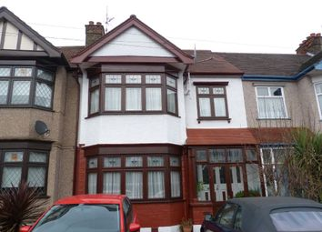 Thumbnail 3 bed terraced house for sale in Perth Road, Gants Hill