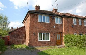 Thumbnail 3 bed semi-detached house for sale in Coronation Avenue, Alsager