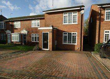 Thumbnail 3 bed end terrace house for sale in Nursery Fields, Sawbridgeworth