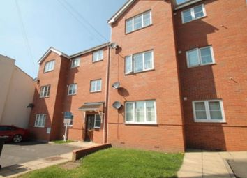 Thumbnail 2 bed flat to rent in Abberley Street, Dudley