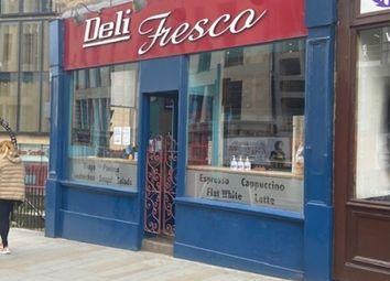 Restaurant/cafe for sale in Leith Street, Edinburgh EH1
