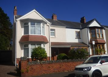 Thumbnail 3 bed semi-detached house for sale in Cedar Road, Neath, West Glamorgan.