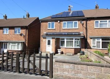 Thumbnail 3 bed semi-detached house for sale in Princess Avenue, Leek