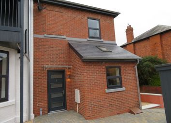 Thumbnail 2 bed semi-detached house to rent in The Lawns, Whitecross Road, Hereford