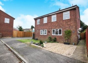 Thumbnail 2 bedroom semi-detached house for sale in Branton Close, Luton, Bedfordshire, Wigmore