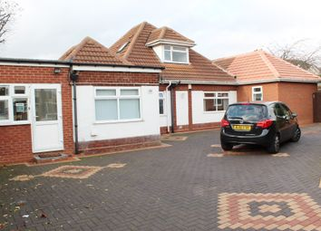 Thumbnail 4 bed detached bungalow for sale in Birmingham Road, Great Barr, Birmingham