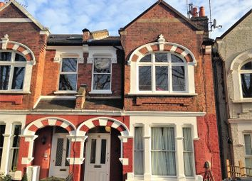Thumbnail 3 bed flat to rent in Silver Crescent, Chiswick