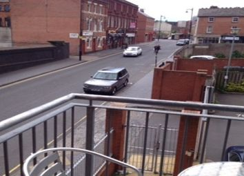Thumbnail 2 bedroom flat to rent in Hall Street, Hockley, Birmingham