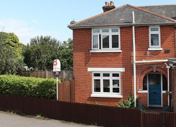 Thumbnail 4 bed semi-detached house for sale in Salisbury Road, Totton, Southampton