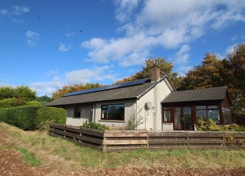 Thumbnail 3 bedroom bungalow for sale in Church Road, Luthermuir, Laurencekirk