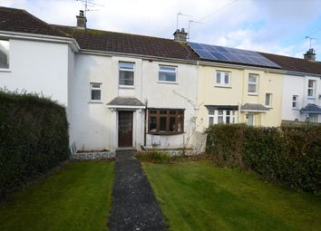 Thumbnail 2 bed terraced house for sale in Penbeagle Crescent, St. Ives, Cornwall