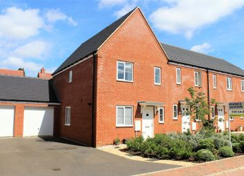 Thumbnail 3 bed terraced house for sale in Stonechat Road, Bodicote, Banbury