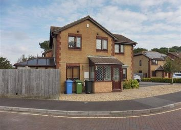 Thumbnail 4 bed detached house to rent in Isaacs Close, Poole