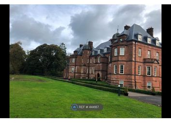 Thumbnail 1 bed flat to rent in Ballochmyle House, Mauchline