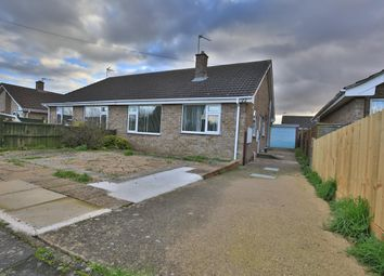 Thumbnail 2 bed bungalow to rent in Abbeydale Crescent, Grantham