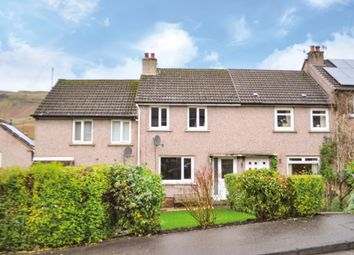 Thumbnail 2 bed terraced house for sale in Milndavie Crescent, Strathblane, Stirlingshire